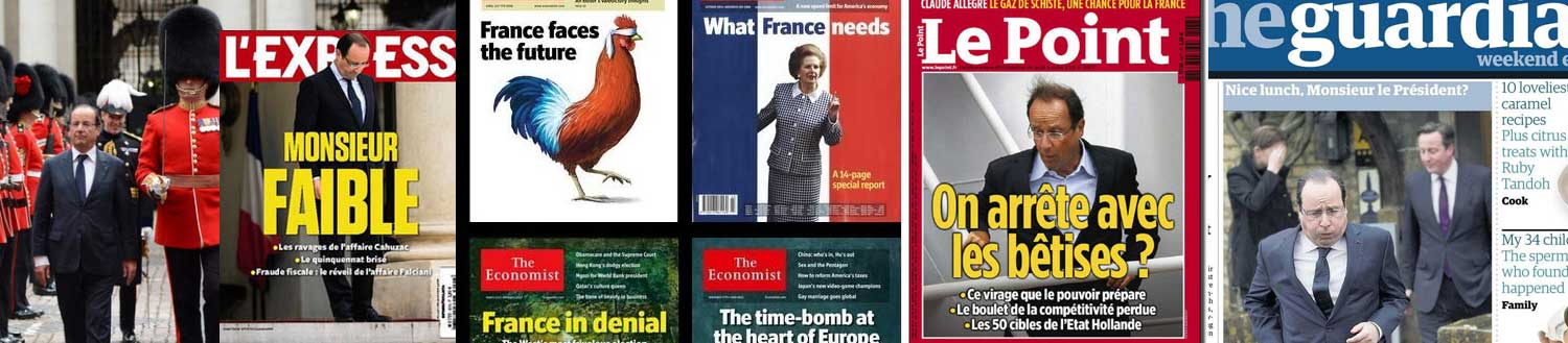 French bashing, 2014 Best-of, rétrospective, bashing hollande