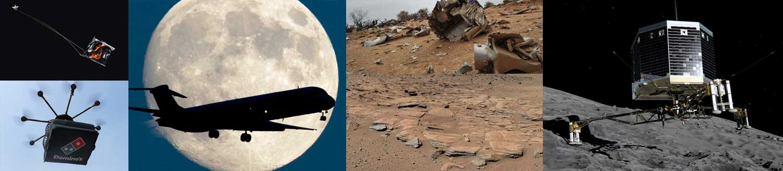2014 ciel, rosetta, philae, crash avion, drones, rétrospective 2014