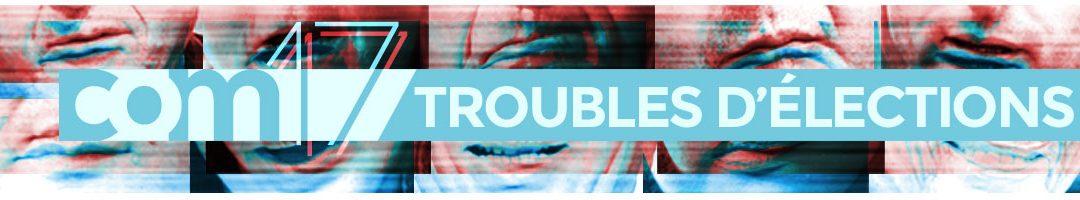com17 / La primaire s'affiche, analyse d'une campagne d'affichage (droite & centre)