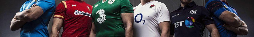 Rugby : histoire de blasons, les 6 nations